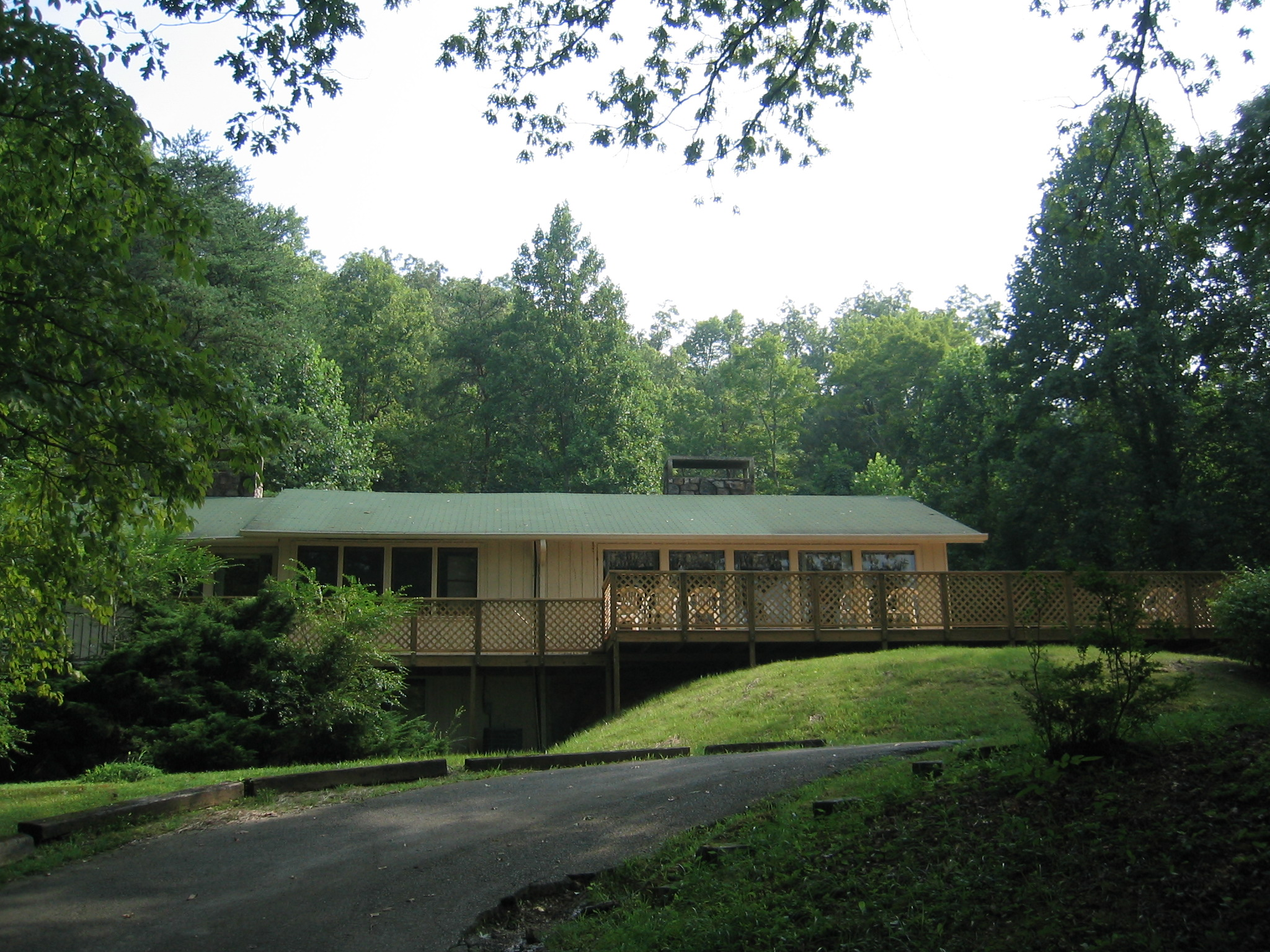 Gordon's Get-a-way log cabin rentals gatlinburg